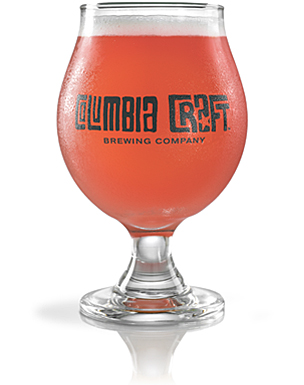 Glass Image: BPM (Blueberry Pineapple Marshmallow) Sour Ale