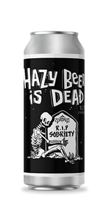 Can Image: Hazy Beer is Dead